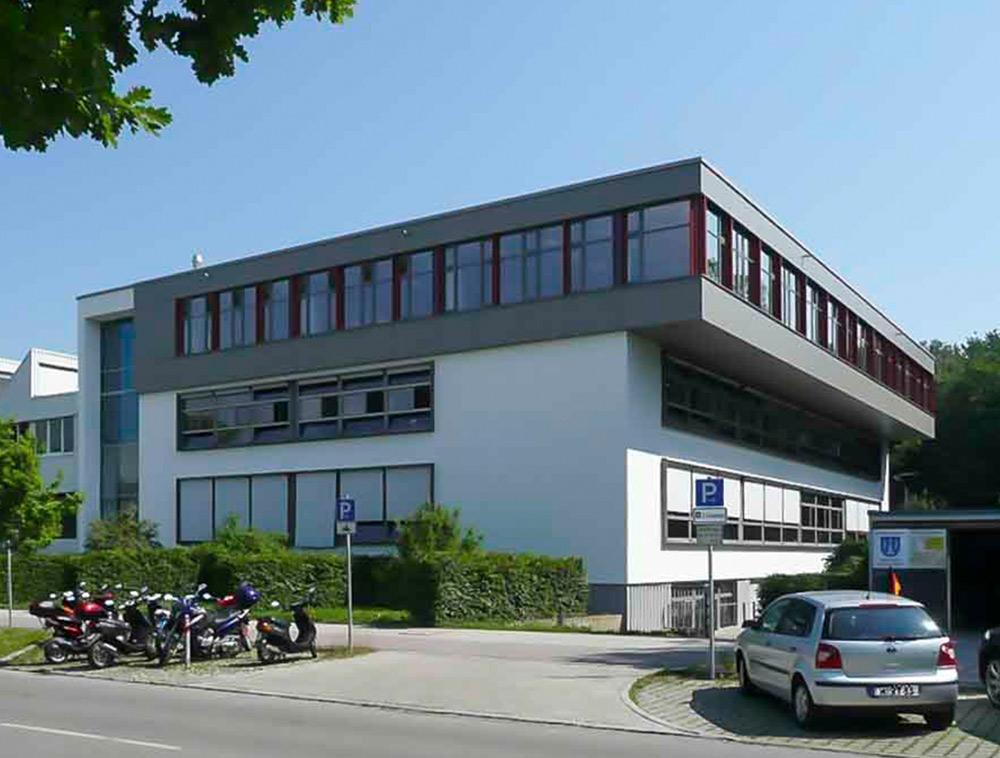 Aufstockung Gymnasium Ottobrunn