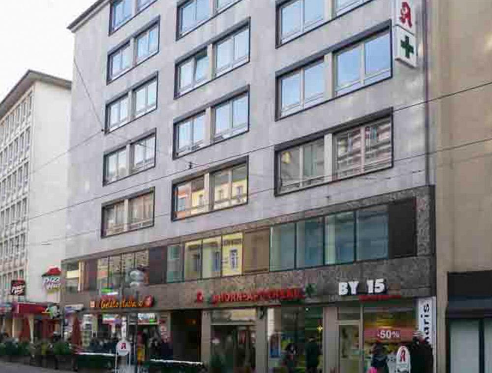 Bayerstraße München
