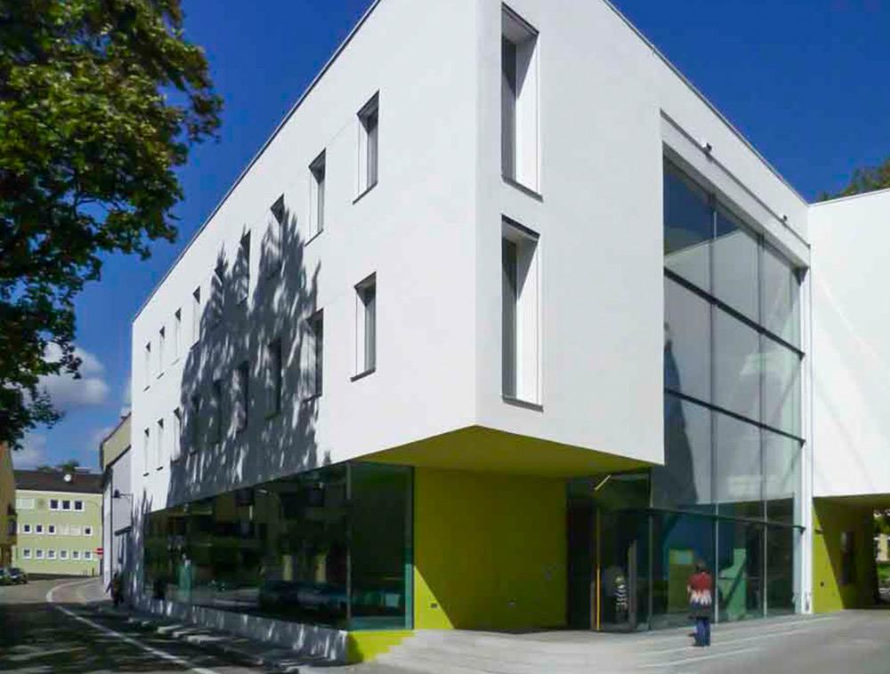 Erweiterung Reuchlin Gymnasium Ingolstadt