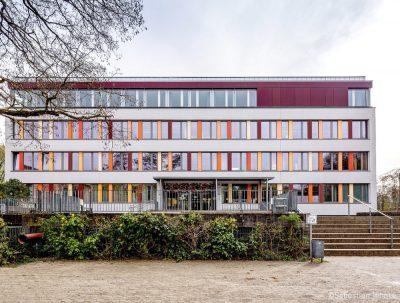 Generalsanierung und Aufstockung Freiherr v. Ickstatt Realschule Ingolstadt