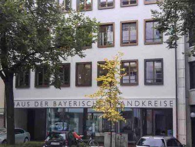 Haus des bayerischen Landkreistages