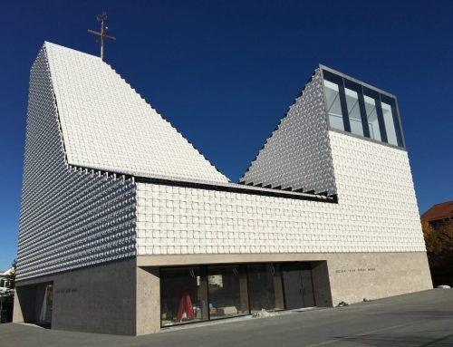 Kirchenzentrum Seligen Pater Rupert Mayer in Poing bei München