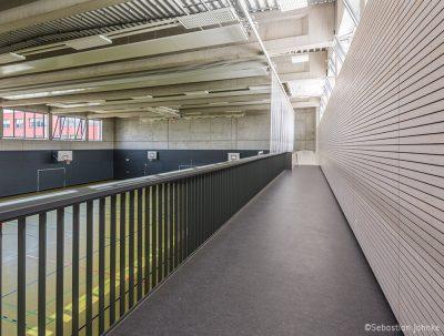 Neubau Schul- und Ballspielhalle Permoserstraße Ingolstadt