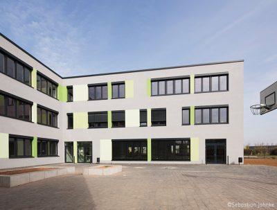 Neubau Swiss International School Ingolstadt