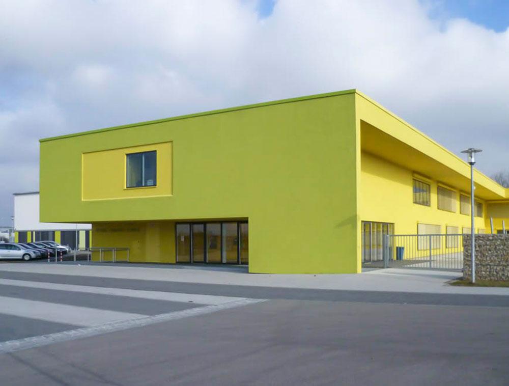 Petrus Canisius Schule Ingolstadt