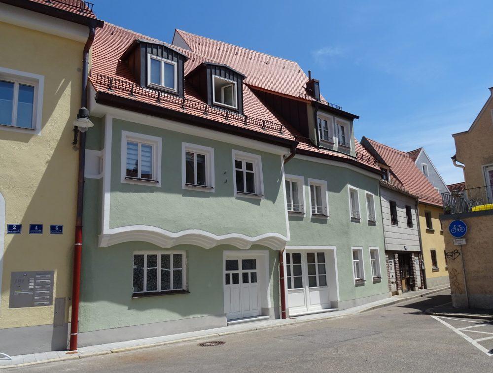 Wohnhäuser Bei der Schleifmühle Ingolstadt